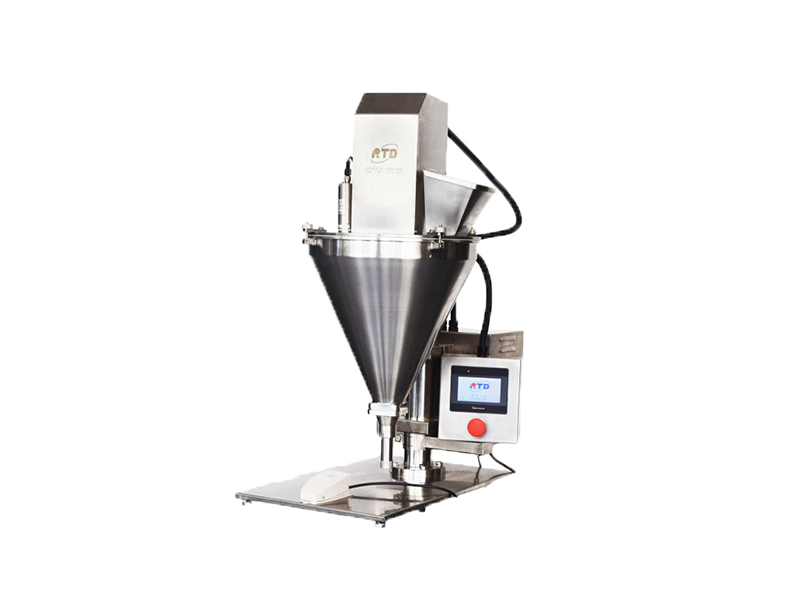 CG100B Powder filling machine